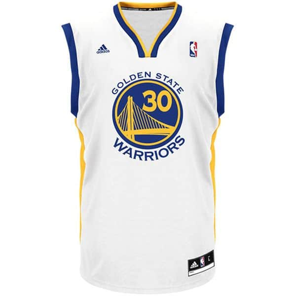 new style b9c5f ca9a1 Maillot NBA Stephen Curry