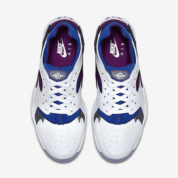 2e2bba213fea Nike Air Flight Huarache Low White Lyon Blue - 819847-101