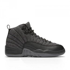 "f8069a15d9ef33 Air Jordan 12 Retro ""Wool"" GS – 852626-003"