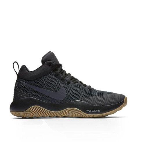Nike Women's Zoom Rev Basketball Shoes Black 897626-010 Size 7.5