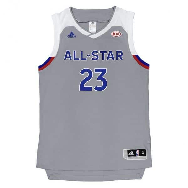 NBA All Star Game 17 Jersey EAST LeBron James – AZ5923 759a0dde4