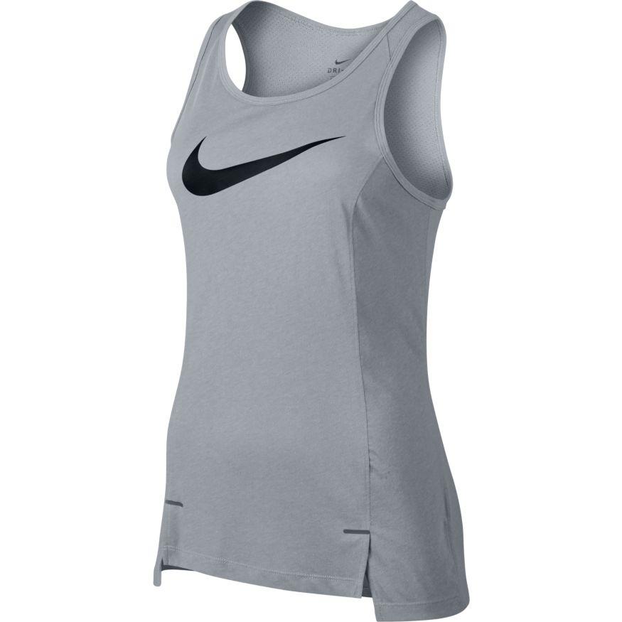 3ccc37a651a28 WMNS Nike Dry Elite Basketball Tank Women WolfGrey - 830957-012