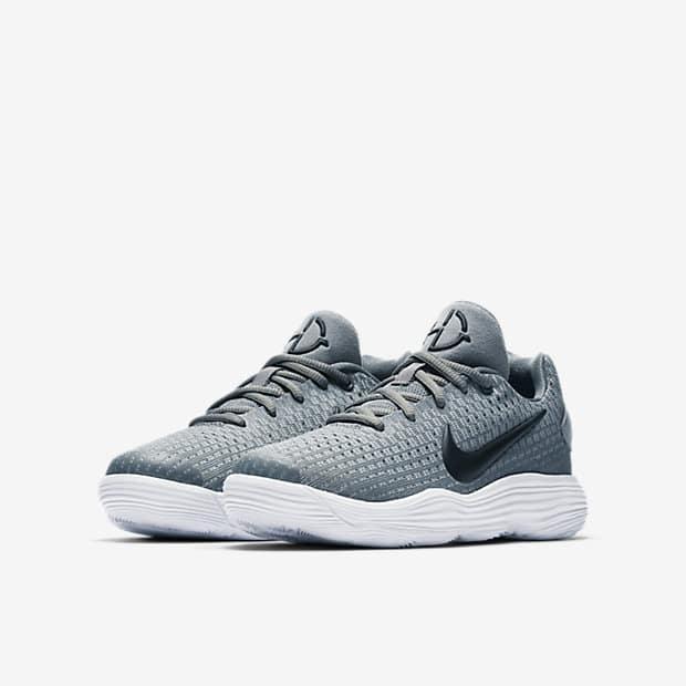 8dc12ee4b3f5 Nike Hyperdunk 2017 Low GS Cool Grey 918362-002