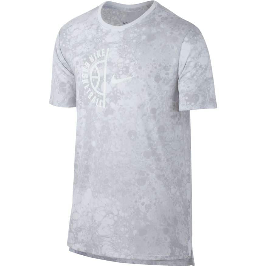 9a1bd15ca0c6 Nike Dry Basketball T-Shirt Swoosh Arch 857930-100