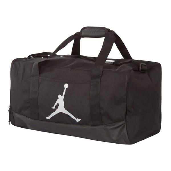83230f04f479fd Jordan Trainer Duffle Bag Blk