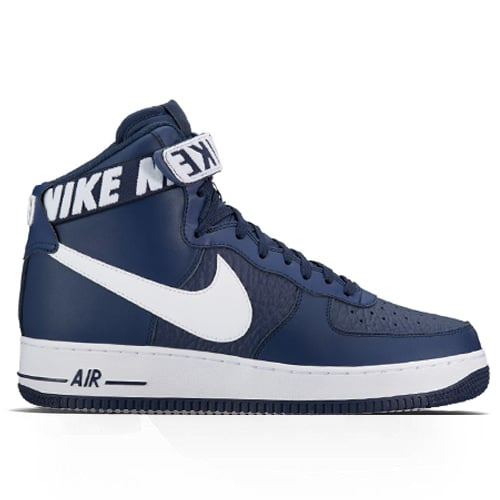 sélection premium 972e9 54ae0 Nike Air Force 1 High '07 NBA 315121-414