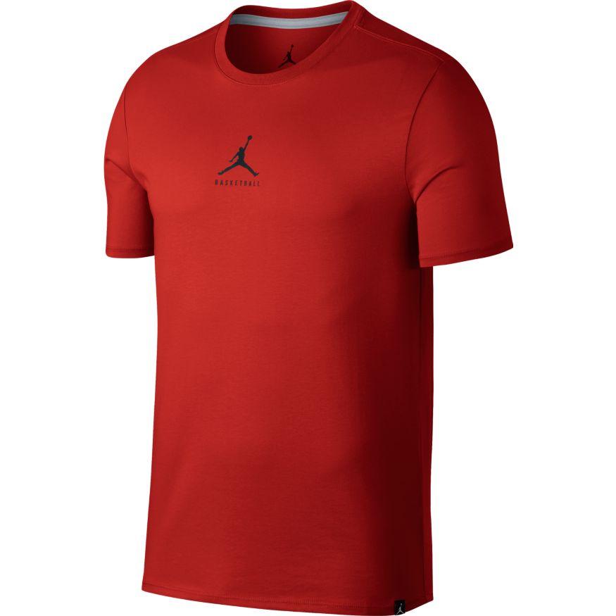 nouveau concept 6611f 8a62e Jordan Dry JBSK 23/7 Basket Jumpman T-Shirt Gamma Orange ...