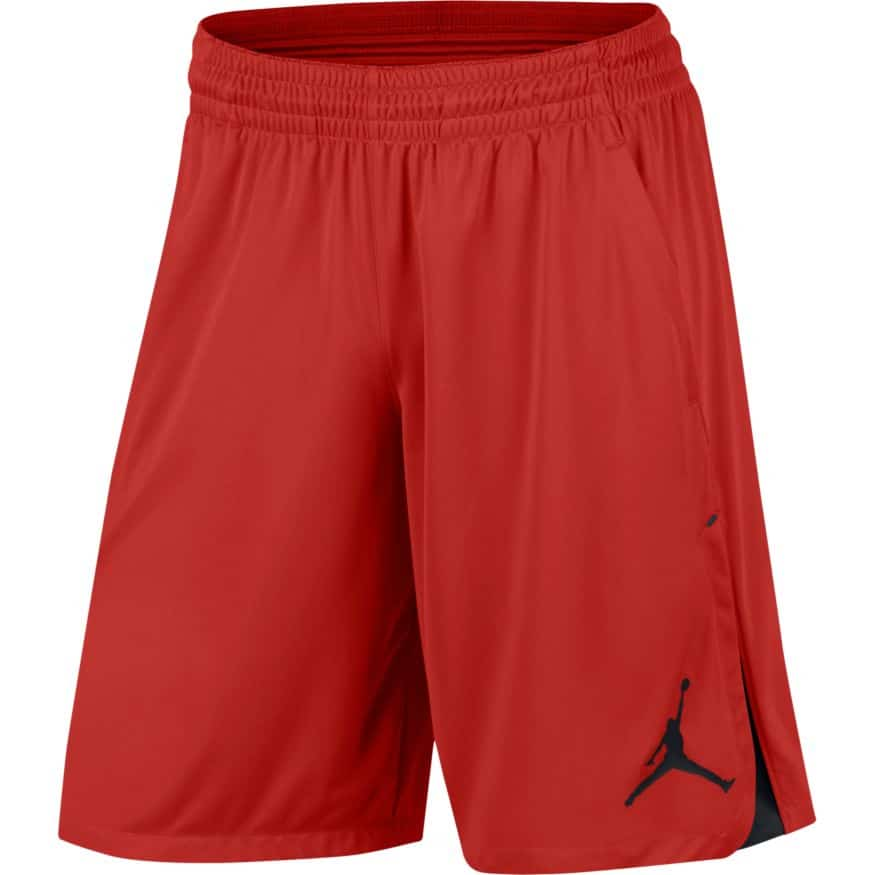 f08aa027145 Jordan 23 Alpha Knit Short Orange 849143-812