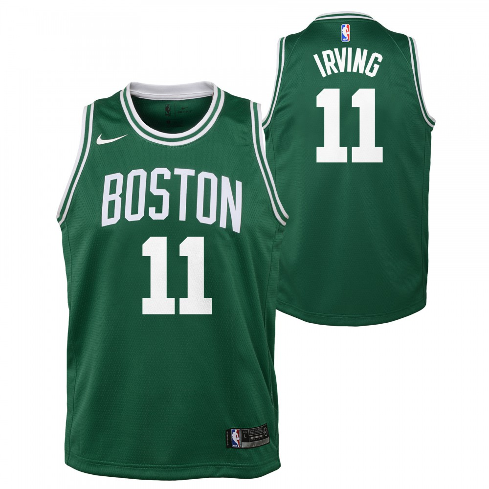 Irving Kids Maillot Icon Celtics Kyrie Edition Boston L54j3AR