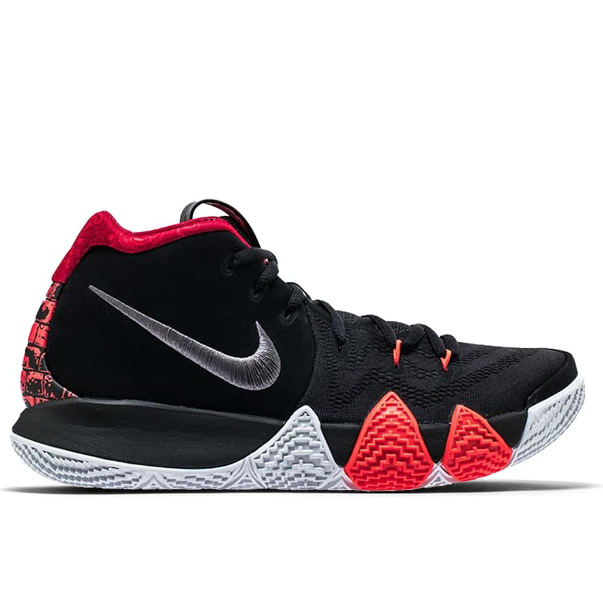 "Nike Kyrie 4 ""41 Pts Bricks"" 943806-005. FIND YOUR GROOVE. The Kyrie 4  Men's Basketball Shoe ..."
