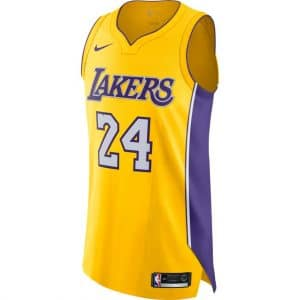 Kobe Bryant Maillot Icon Edition Authentic LA Lakers AQ2107-728