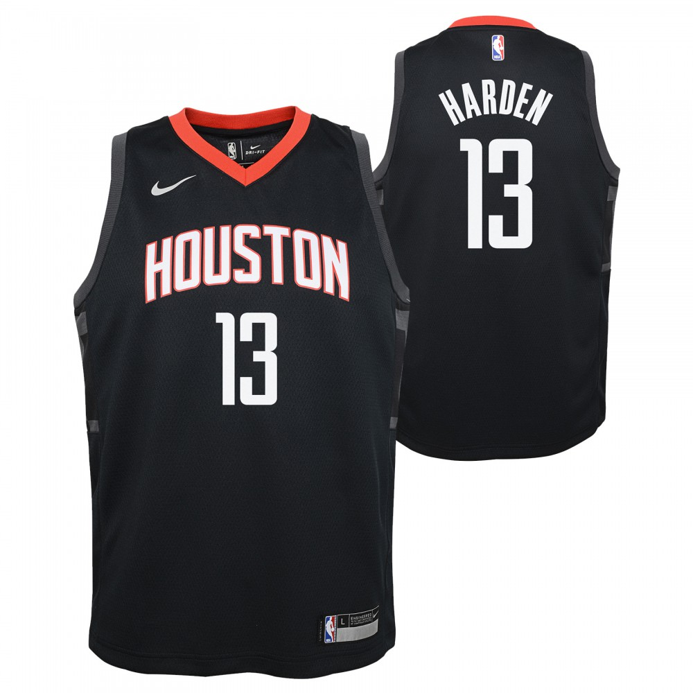 Edition Kids James Maillot Harden Houston Rockets Association l1FTKc3J