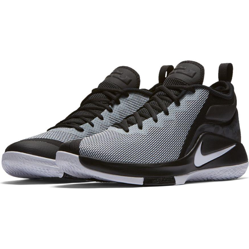 info for 76da9 df901 De Witness Lebron 2 Noir Nike Blanche Basketball Zoom Chaussure Et qwdxfXRw