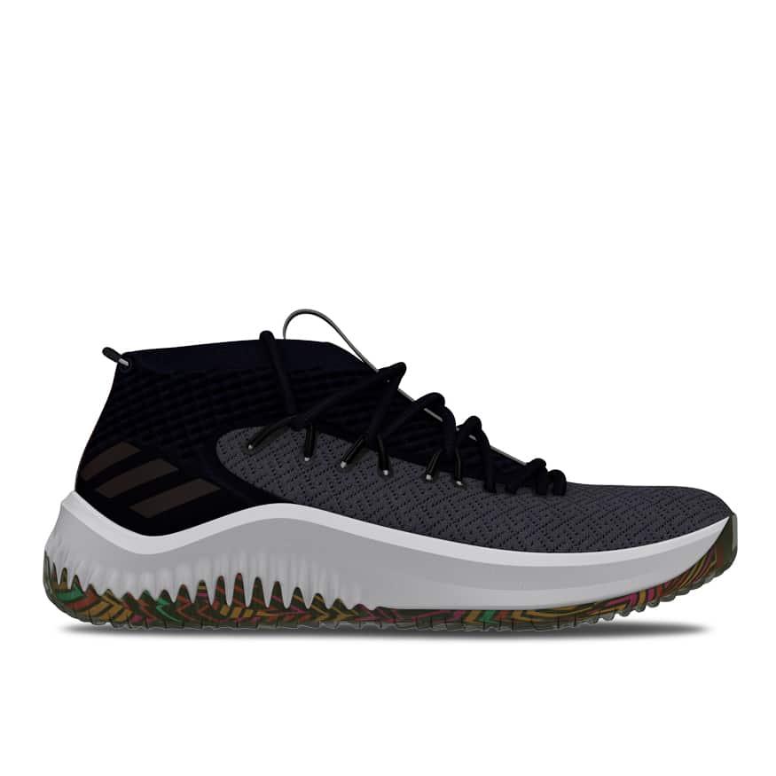 lowest price a2ba0 8968b Adidas Dame 4