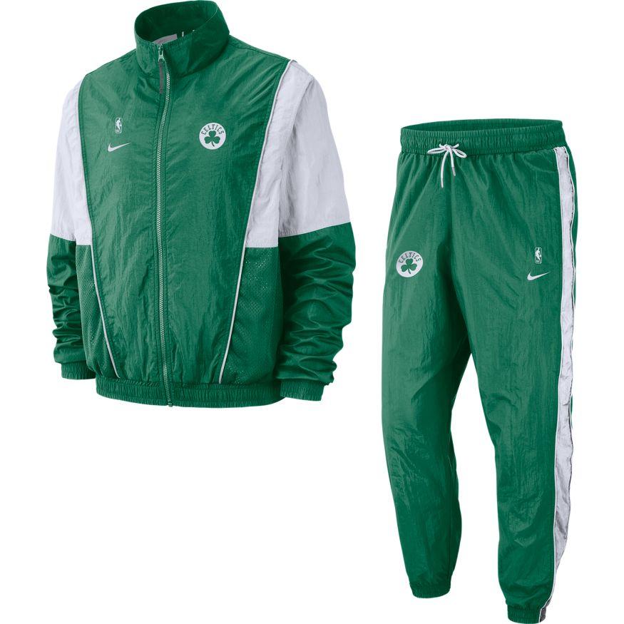 low priced 61a0e 000ba Tracksuit Courtside Nike NBA Boston Celtics AH8809-312 ...