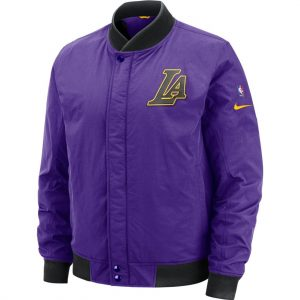 Lonzo Ball Maillot Icon Edition Swingman LA Lakers 864423-736 c06020aed