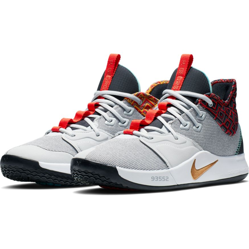Nike Pg3 Quot Bhm Quot Bq6242 007 Baskettemple