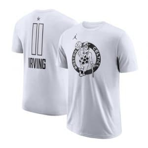 """Tee Enfant """"All star Edition 2019"""" White Kyrie Irving e64dc90a713"""
