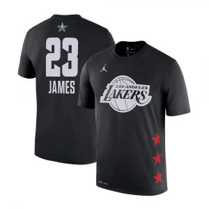 "Tee Enfant ""All star Edition 2019"" Black Lebron James dd58d3f3a"