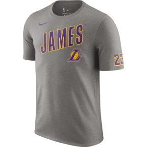 "9ed7cc5a Nike NBA Los Angeles Lakers Nike Dri-FIT ""Lebron James"" AH0049-068"