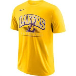 Tee Nike NBA Crest Los Angeles Lakers AQ6336-728 8a3494bd8