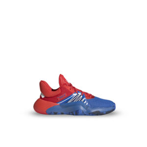 "sneakers for cheap 30d78 ef1e8 Adidas D.O.N Issue 1 ""Marvel s Amazing Spider-Man"" Kids EF2932"