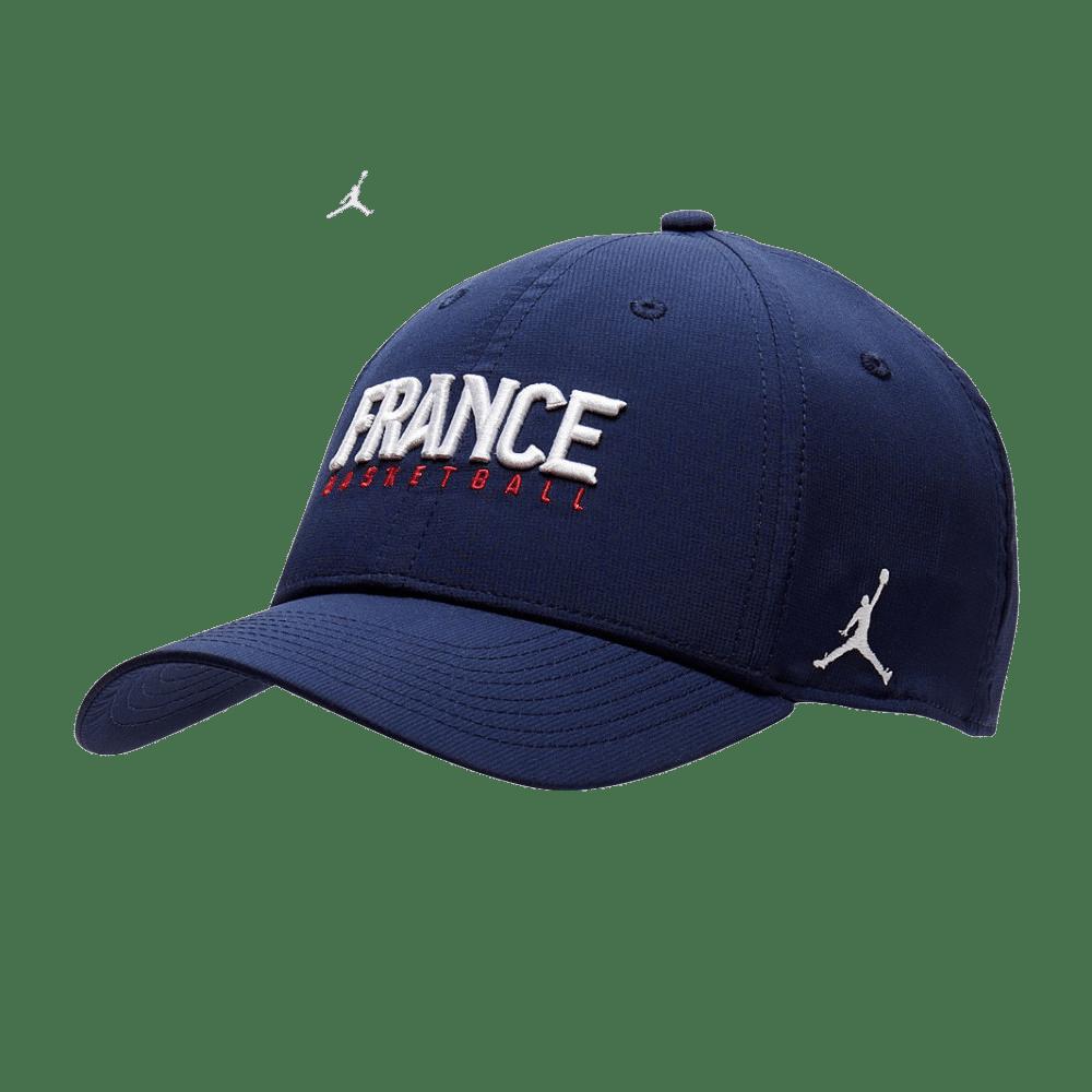 sélection premium dc303 91f34 Casquette Jordan X FFBB France CI3812-419 | BaskeTTemple